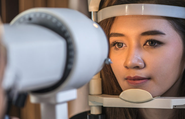 AI device to detect diabetic retinopathy