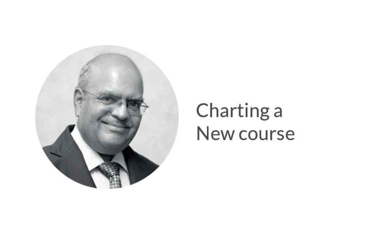 Charting a new course