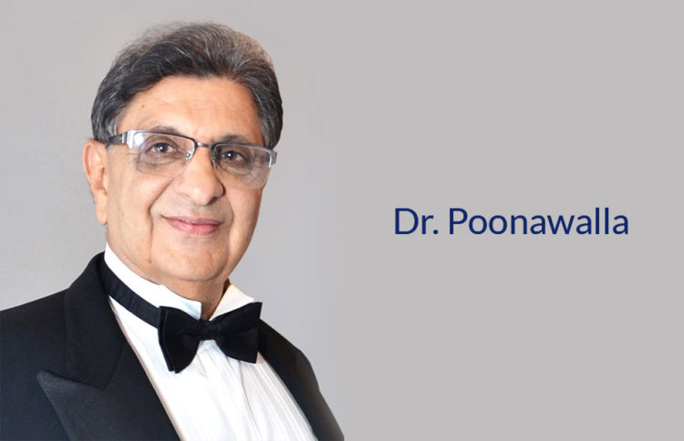 University of Massachusetts honours Dr Poonawalla