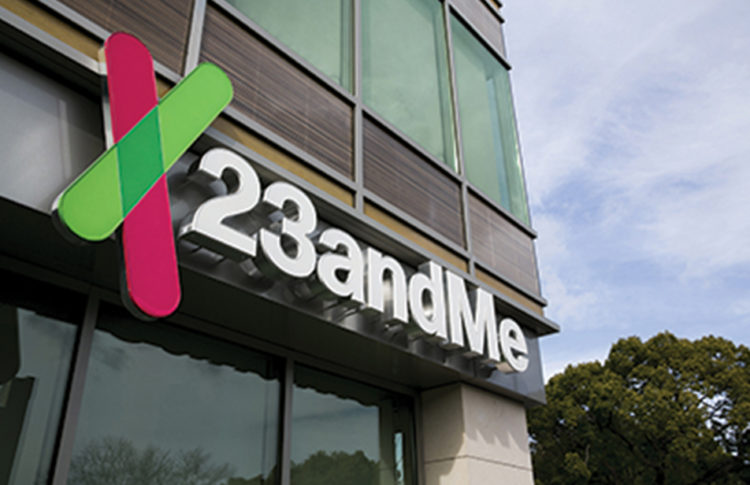 GSK invests $300m in 23andMe
