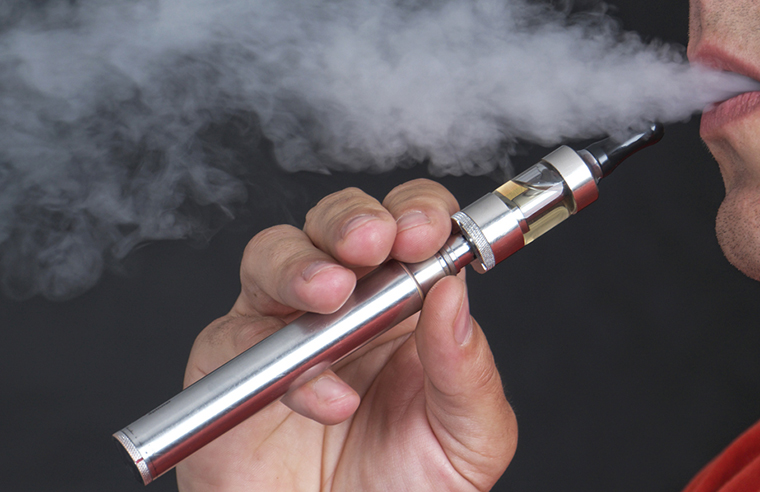 Health ministry asks states to ban e-cigarettes