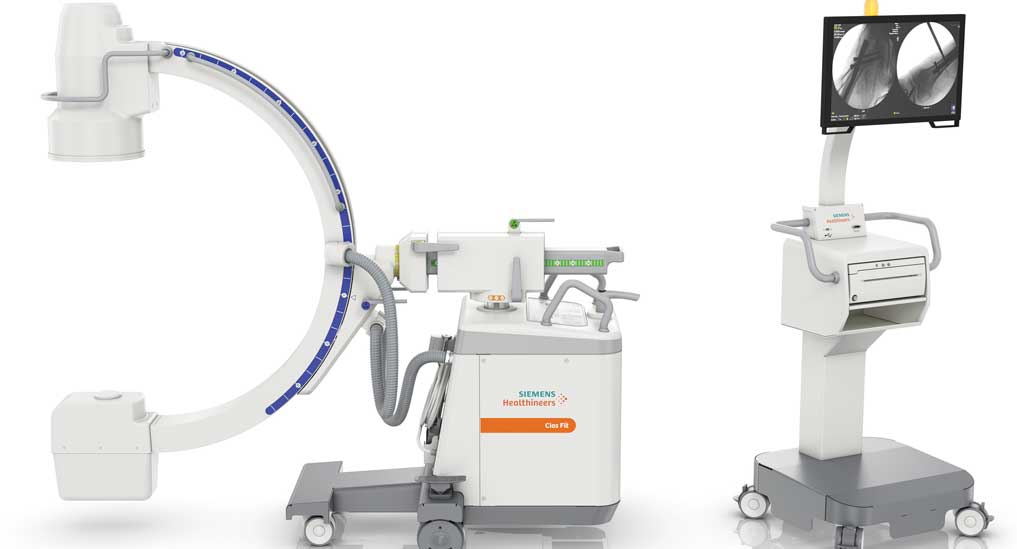 Siemens  launches mobile C-arm for OR