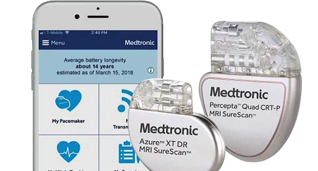 Medtronic launches mobile app to support pacemakers | Future