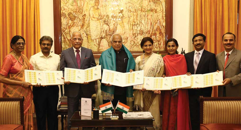 Apollo Hospitals honoured with postal stamp