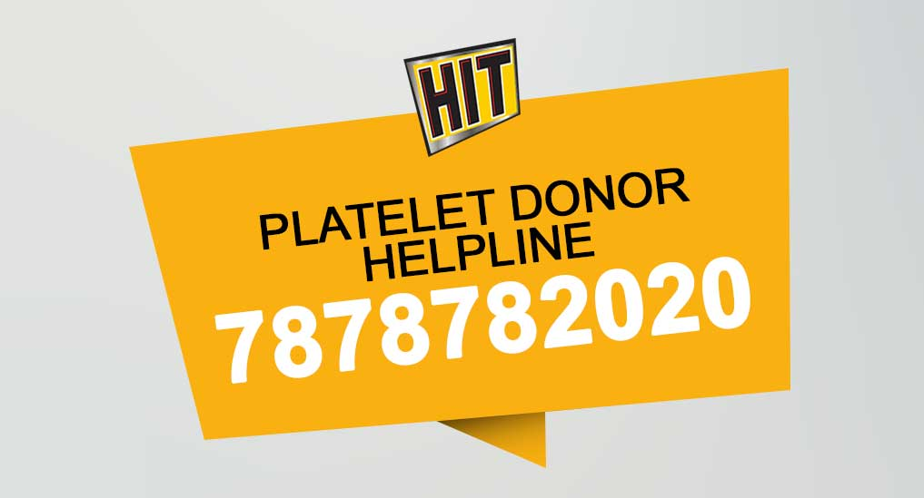 Godrej HIT sets up India's first platelets donor helpline for Dengue victims