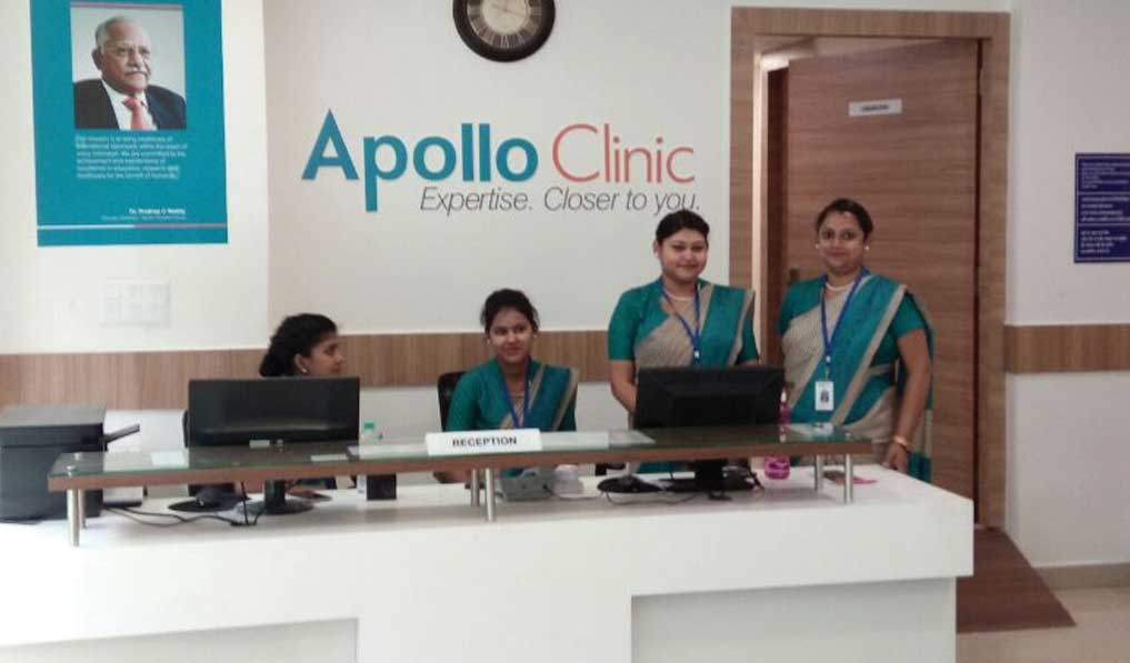 Apollo plans to set up 75 'Society Clinics'  in Hyderabad by 2022