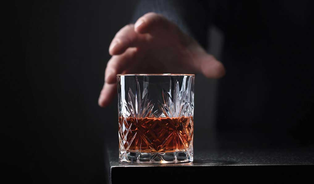 Oxytocin could help treat alcohol dependence