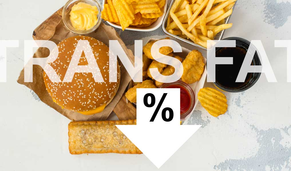 Global food suppliers agree to reduce trans fats: WHO