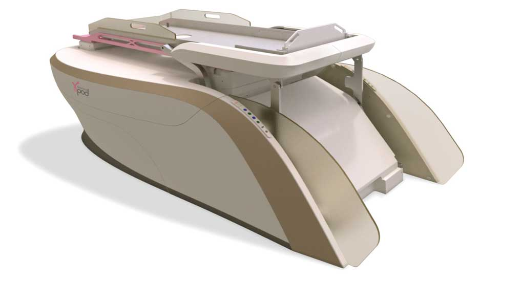 GammaPod  radiotherapy system receives CE mark