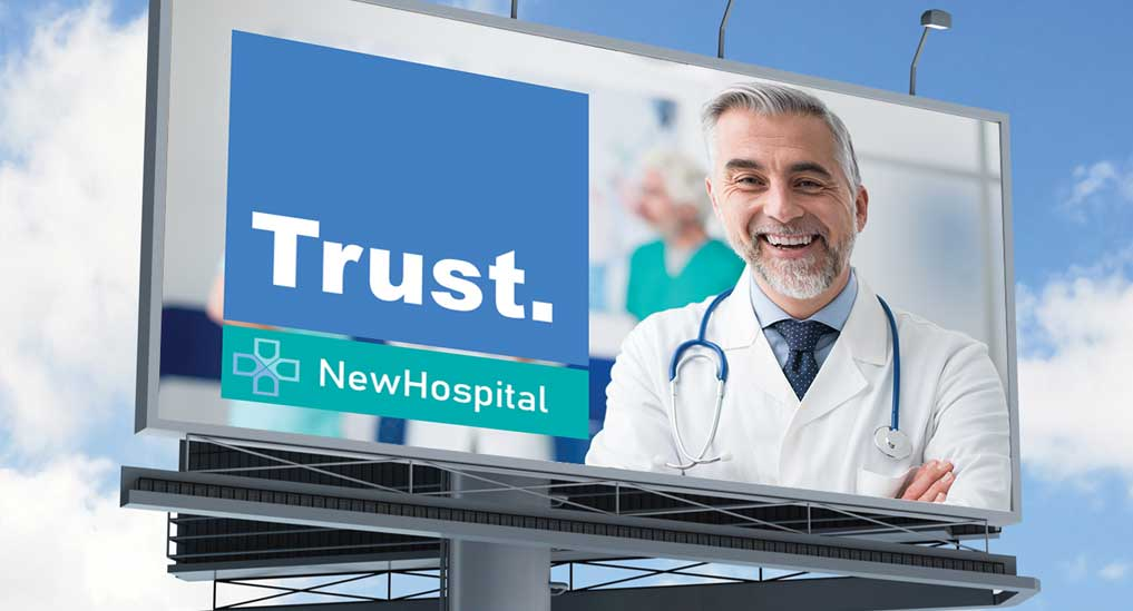 ADVERTISEMENTS FEATURING DOCTORS STIR UP A ROW