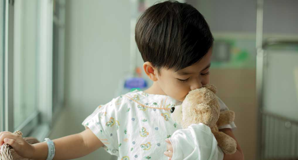Gene therapy for paediatric patients with SMA in US