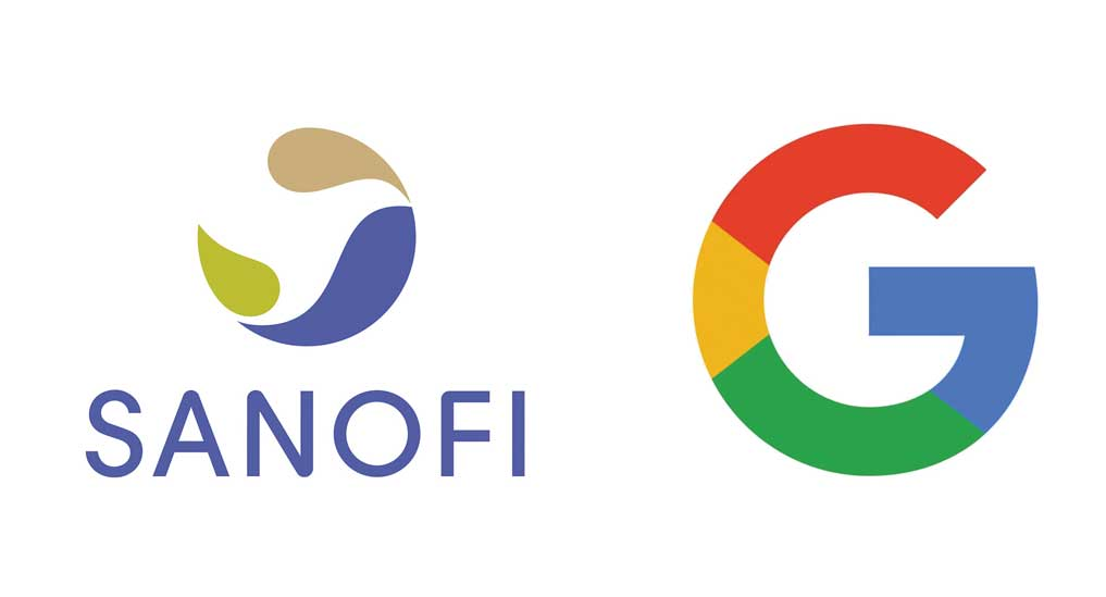Sanofi and Google to tap emerging data tech for healthcare