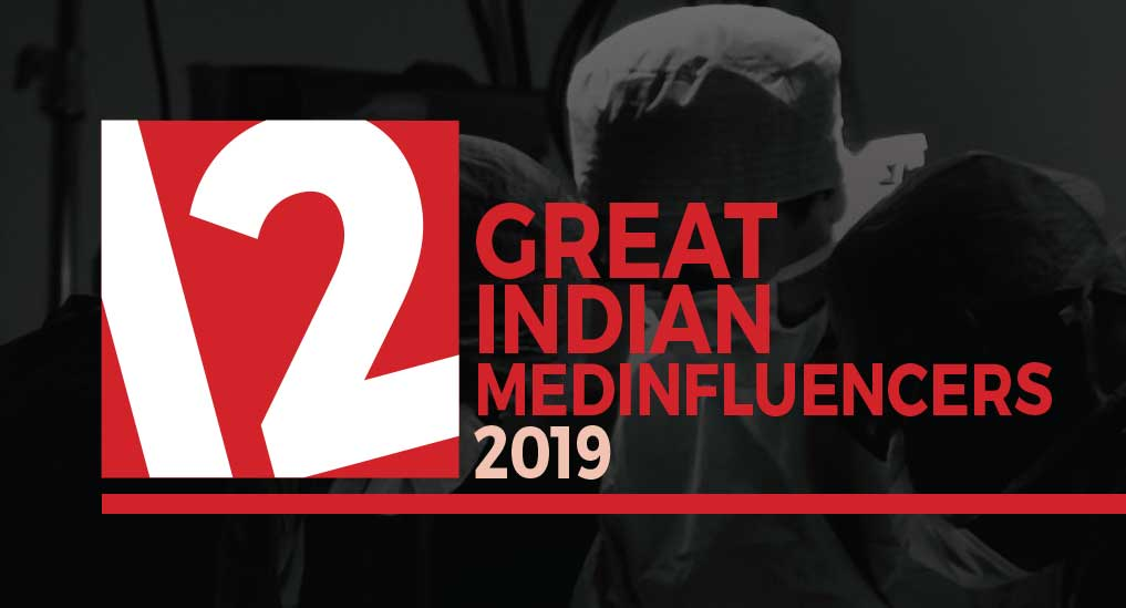 """Great Indian MedInfluencers 2019"""