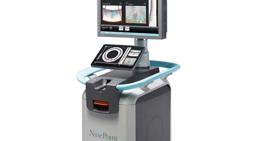 NvisionVLE cleared for  pancreatic and biliary imaging