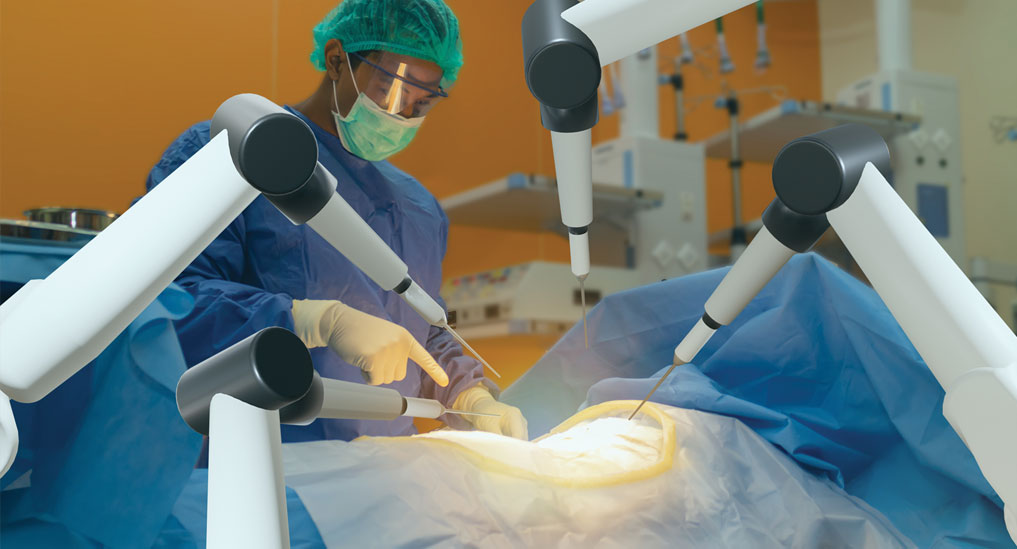 Robotic arms to cure pancreatic cancer