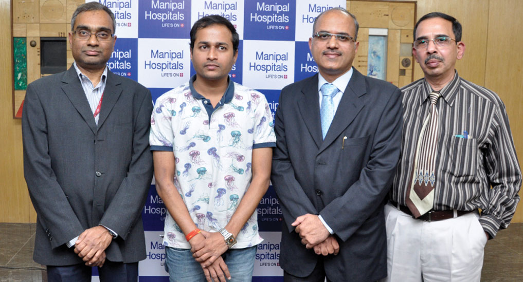 Ten hours, five doctors, one life saved at Manipal Hospitals Bangalore