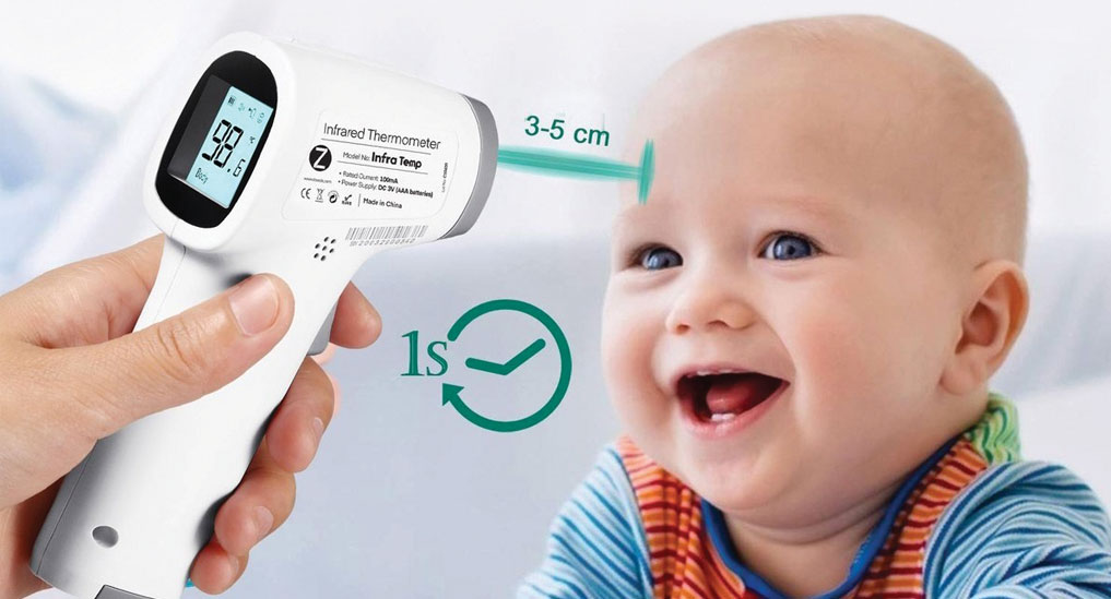 ZOOOK launches contactless thermometer in India