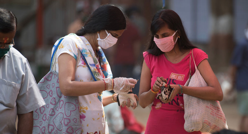New cases at 18,522 and 418 deaths on Monday; Total cases jump to 5.67 lakh