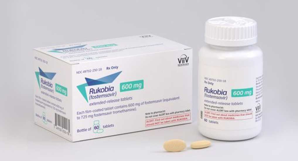 FDA clears fostemsavir for treatment-resistant HIV infection