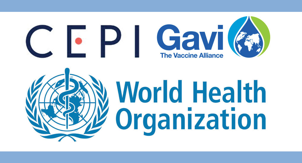 COVAX for equitable access to vaccine
